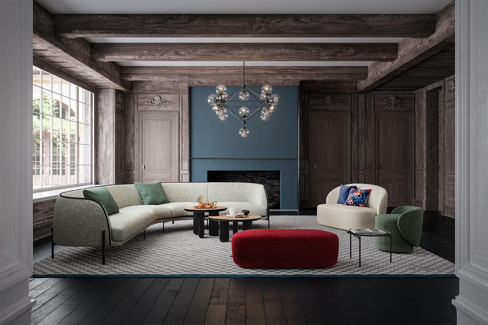 Kubo Deco, mobilier, décoration d'intérieur, Liu Jo, Morges, Suisse Romande, meubles contemporains