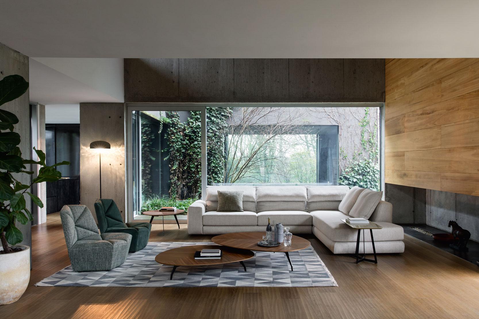 Kubo Deco, mobilier, décoration d'intérieur, Alberta made in Italy, Suisse Romande, meubles contemporains